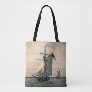 Tall Ships Festival Tote Bag