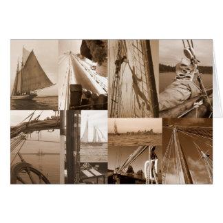 Tall Ships of the Salish Sea Card