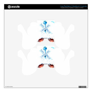 Tall Signals PS3 Controller Skins