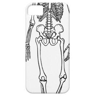Tall Skeleton iPhone SE/5/5s Case