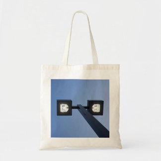 Tall streetlamp bag