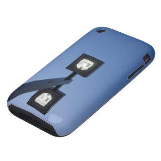 Tall streetlamp iPhone 3 tough case