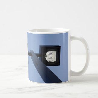 Tall streetlamp coffee mug
