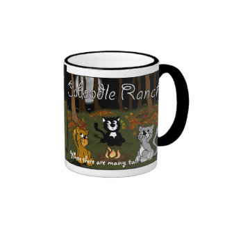 'Tall Tails' Mug