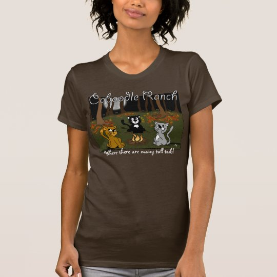 'Tall Tails' T-Shirt