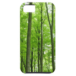 Tall Tree Forrest iPhone SE/5/5s Case