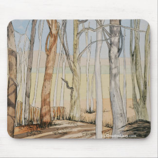 Tall Trees Mouse Mat