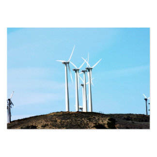 Tall Turbines Business Cards