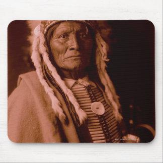 Tall Whiteman - Cheyenne Mouse Pad
