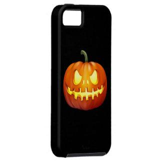 Talla asustadiza de la calabaza de la iPhone 5 Case-Mate carcasas