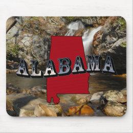 Talladega National Forest Alabama Mousepad