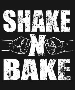 119f0272b Talladega Nights The Ballad of Ricky Bobby Shake N T-Shirt