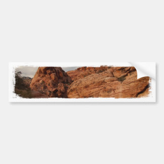 Tallado en piedra pegatina de parachoque