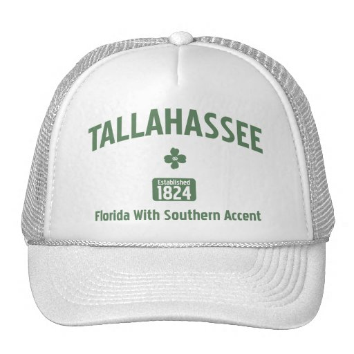 TALLAHASSEE: 1824 HATS