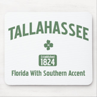 TALLAHASSEE: 1824 MOUSE PAD