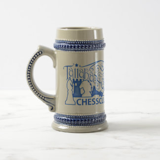 Tallahassee Chess Club Beer Stein