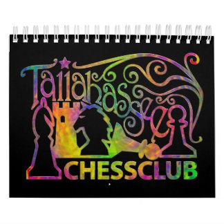 Tallahassee Chess Club Small Calendar