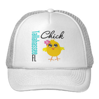 Tallahassee FL Chick Mesh Hat