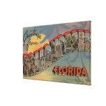 Tallahassee, la Florida - escenas grandes de la le Impresion En Lona