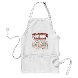 Tallahassee Memories Adult Apron