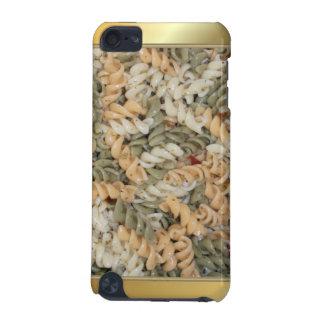 Tallarines de oro funda para iPod touch 5G