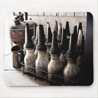Taller de reparaciones de la Botella-Antigüedad de Tapete De Ratones