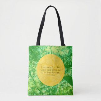 Taller then the Trees Tote Bag