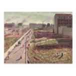 Talleres en Porta Romana, 1909 Tarjetas Postales