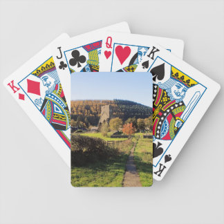 Talley Abbey Bicycle Playing Cards