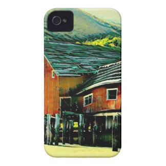 Tallheo Cannery Bella Coola iPhone 4 Case