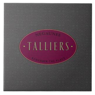Talliers