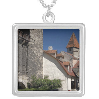 Tallin, Estonia. Tallin is somewhat of an Square Pendant Necklace