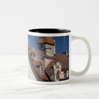 Tallin, Estonia. Tallin is somewhat of an Two-Tone Coffee Mug
