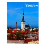 Tallinn, Estonia Postal