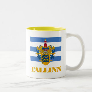 Tallinn Two-Tone Coffee Mug
