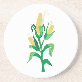 Tallo del maíz posavasos para bebidas
