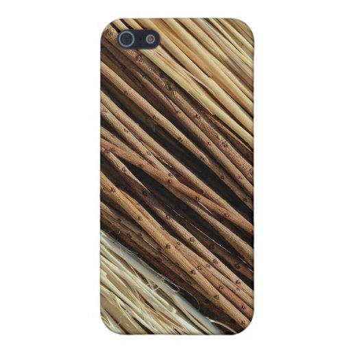 Tallos naturales iPhone 5 cobertura