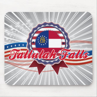 Tallulah Falls, GA Mouse Pad