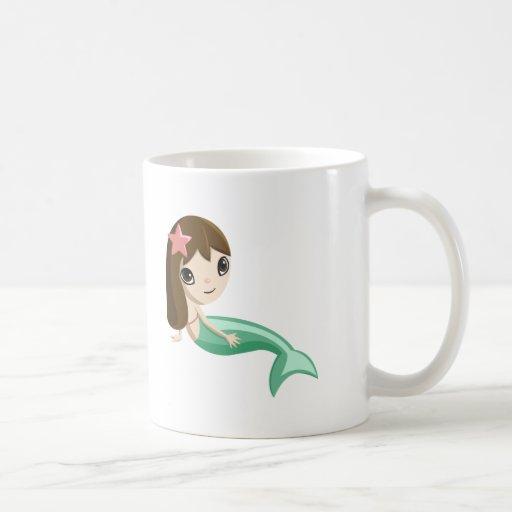 Tallulah the Mermaid Mugs
