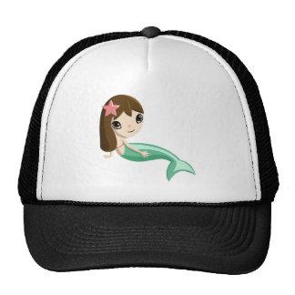 Tallulah the Mermaid Trucker Hat