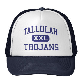 Tallulah - Trojan - joven - Tallulah Luisiana Gorras De Camionero
