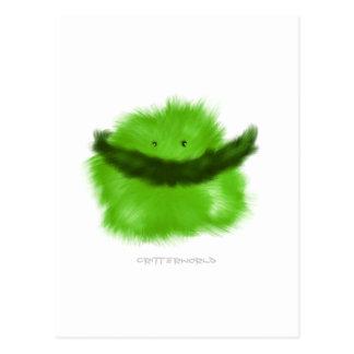 Tally Ho Critter Postcard