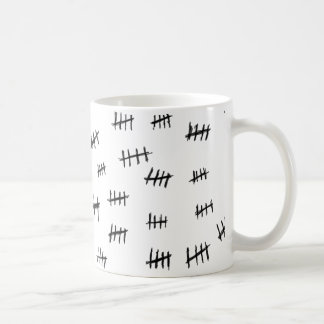 Tally Mark Mug