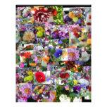 Talmar Flower Bouquets Letterhead
