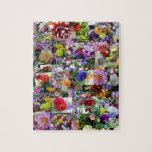 Talmar Flower Bouquets Puzzles