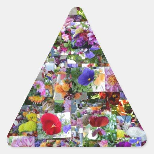 Talmar Flower Bouquets Stickers