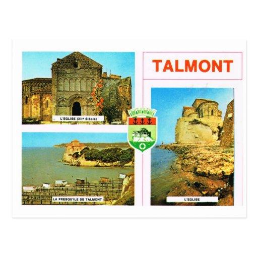 Talmont-sur-Gironda Postales