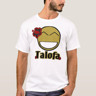 Talofa Smiley T-Shirt