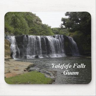 Talofofo Falls Mouse Pads