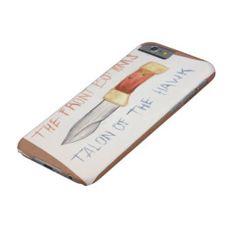 Talon of the hawk barely there iPhone 6 case
